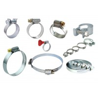 Pipes Clamps and Fastening