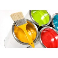 Paints and paint accessories