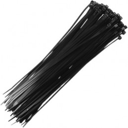 2.5x100 plastic cable ties...