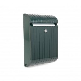 Caixa Correio PVC Verde -...
