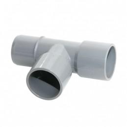 PVC simple 90 TU