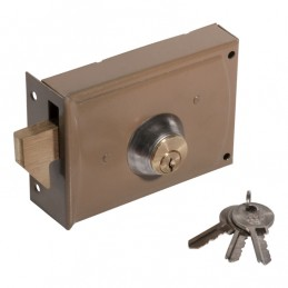 Hook lock 720 14 cm right