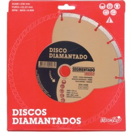 Disco de diamante MacFer...