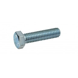 Hexagon screw M8x80