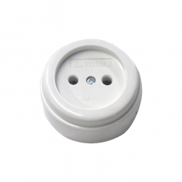 Round outdoor socket 10 /...