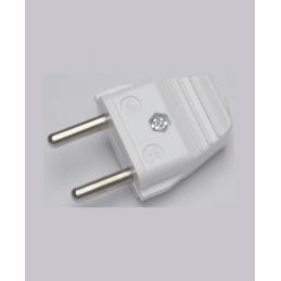 Landless male plug