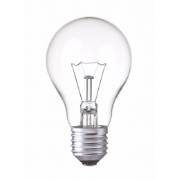 Incandescent lamp 60W