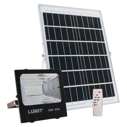 50W LED Solar Panel and...