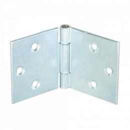 Hinge 816x 1 1/2 Zinc plated