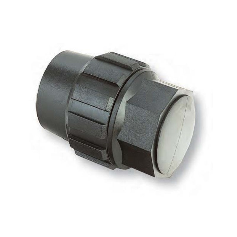 Tapa de combustible 80mm O.D en el hilo plástico resistente con ventilación en O.D 90mm