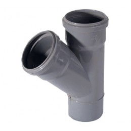 Forquilha PVC 110x110 TD...