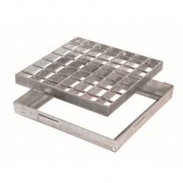 Square Grille with 40x40...