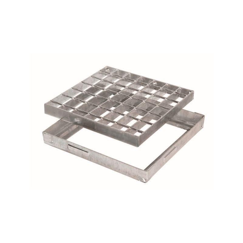 grille filtre à évier lavabo 2 tailles en metal galvanisé Jeu 6