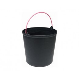 Plastic Bucket 12Lt Black...