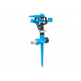 Adjustable sprinkler with...