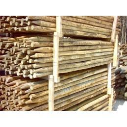 poste madeira tratada 6 8