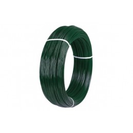 Green Plasticized Wire 12/8...