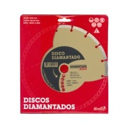 Disco Diamantado Seg. combi...