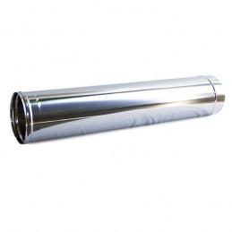 Tubo de Inox Simple 120mm -...