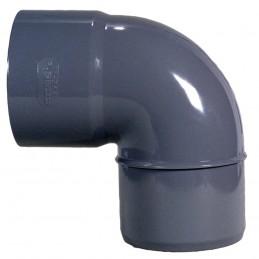 PVC curvo 125x90 TU