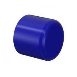 Capuchon PP-R bleu 25
