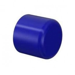 Tapa azul PP-R 25