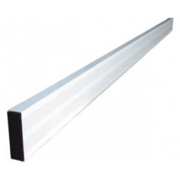 Regla de aluminio 4.00mt