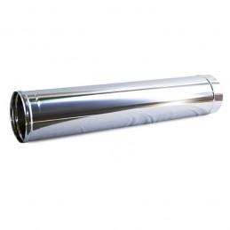 Tubo de inox simples 150-1mt