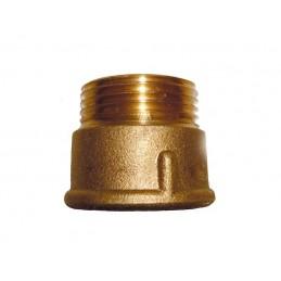 Brass union M / F 1/2 (2cm...