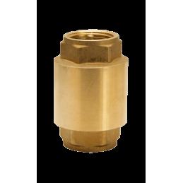 Pine cone bottomed brass...