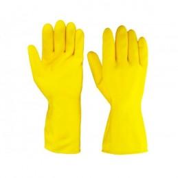 Paio di guanti in gomma...