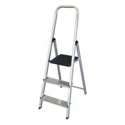 Escalera de aluminio con 3...