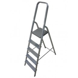 Aluminum step ladder 5...