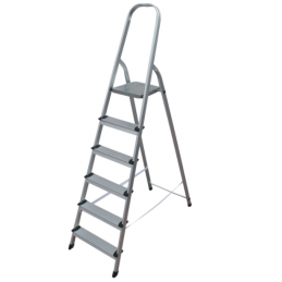 Aluminum step ladder 6...
