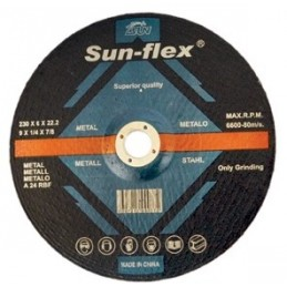 Disco abrasivo Sun-flex 230
