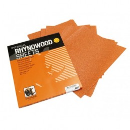 Hoja de lijado de madera P60