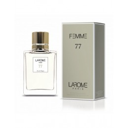 Parfum pour femme 100ml - 77