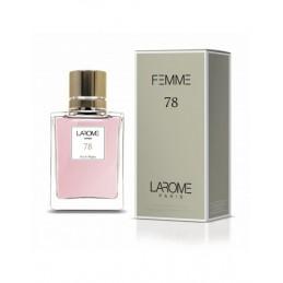 Parfum pour femme 100ml - 78