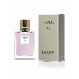 Perfume Feminino 100ml - 71