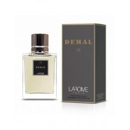 Parfum Homme 100ml - DEMAL 12