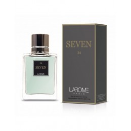 Men's Perfume 100ml - SEVEN 34