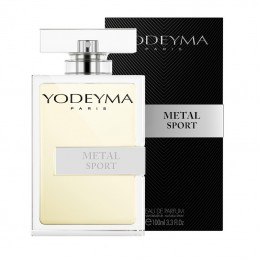 Men's Perfume 100ml - METAL...