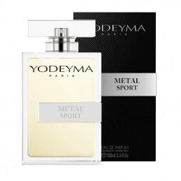 Parfum Homme 100ml - METAL...