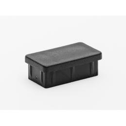 Taco plástico retangular 80x40