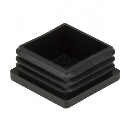 Bastone di plastica quadrato 40x40