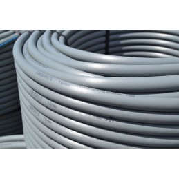 Electrician tube gray 20...