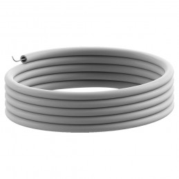 Gray electric tube 16 with...