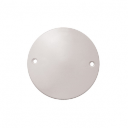 Lid for round junction box