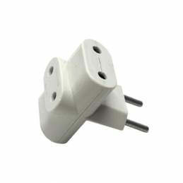 Triple plug 6A