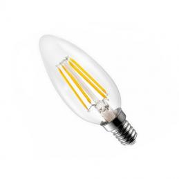 Lâmpada LED 4W Casquilho E14